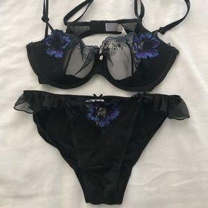 NWT Victoria Secrets bra & panties